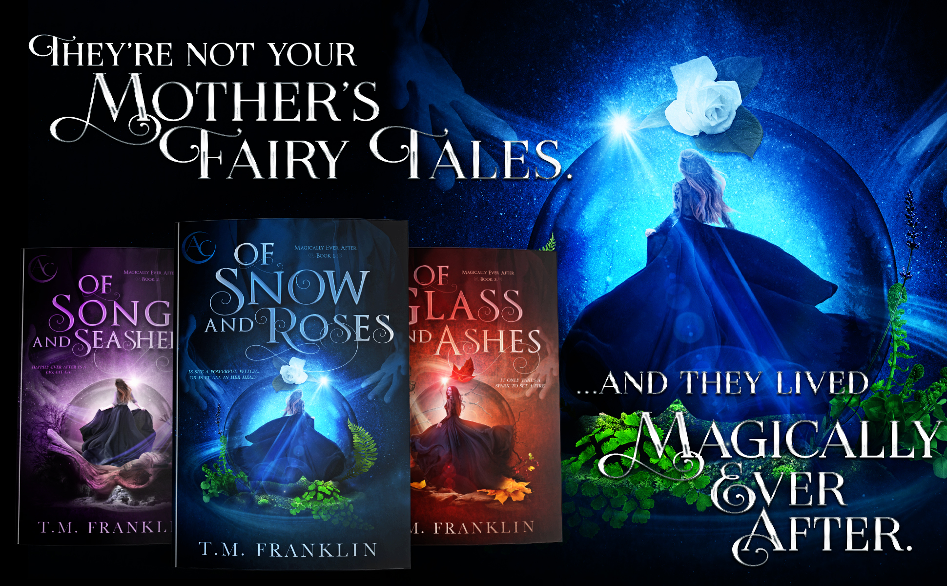 They're not your mother's fairy tales.